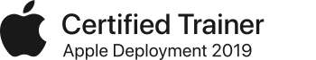 Apple Certified Trainer Apple Deployment 2019